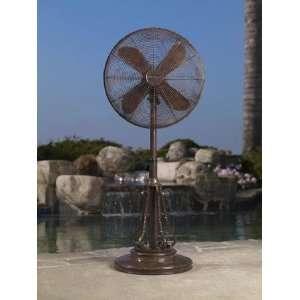 Marbella   Adjustable Outdoor Standing Fan