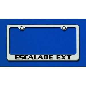 Cadillac Escalade Custom License Plate Frame Automotive