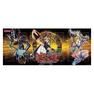 Yugioh Dark Magician Girl Time to Battle Game Card Play