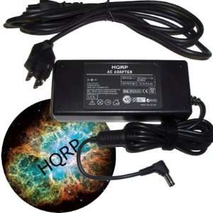 HQRP Laptop AC Adapter/Notebook Charger/Power Supply Cord