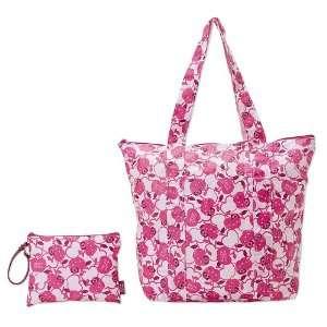[Hello Kitty] folding bag TM QUESTINA Japanese modern