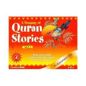 Treasury of Quran Stories  Box 1 (A Treasury of Quran Stories, 1