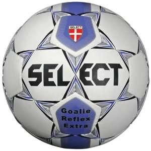 Select Goalie Reflex Extra Trainer Soccer Balls White/Blue