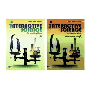 Interactive Science for Inquiring Minds Set (Teacher Guide