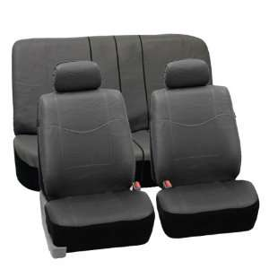 FH PU005112 Exquisite Leather Car Seat Covers, Airbag compatible and