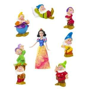 Disney Princess Snow White and the Seven Dwarfs Gift Set  Toys