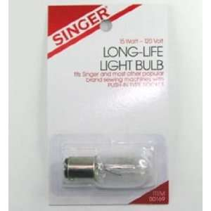 Singer 15 Watt Sewing Machine Bulb   Case of 24