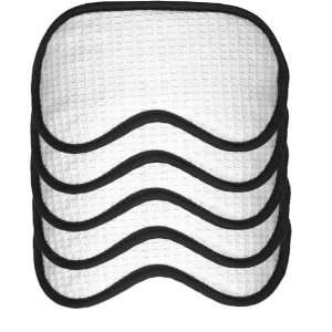 Soft Cotton Waffle Sleeping Mask   Five Pack Health & Personal Care