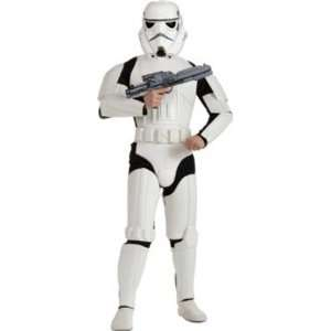 Stormtrooper Star Wars Deluxe Fancy Dress Costume Toys