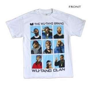 Wu Tang Clan   Wu Brand T Shirt  Clothing