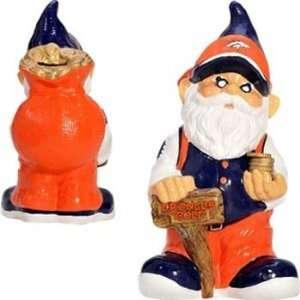 Denver Broncos NFL Team Gnome Bank