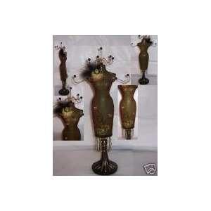 Jewelry Holder Organizer Stand Dress Mannequin 16