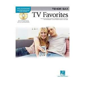 TV Favorites for Tenor Sax Musical Instruments