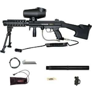 Tippmann A5 Heavy Paintball Gun Package   Semi Auto