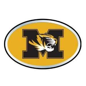 Missouri Tigers Color Auto Emblem   NEW  Sports