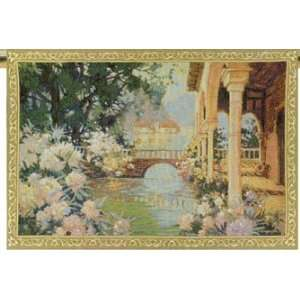 Suncast Shadow Tapestry Wall Hanging