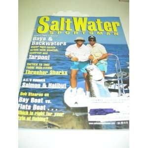 Salt Water Sportsman (The Fishing Authority for 64 Years