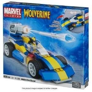 Marvel Universe Wolverine Racer MEGA BLOKS 91285 Toys & Games