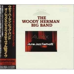 Aurex Jazz Festival Live 1982 Woody Herman Music