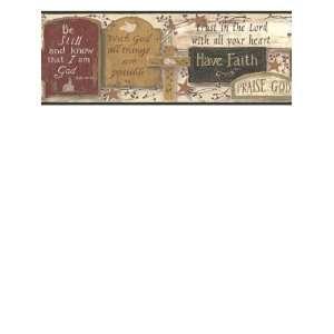 Wallpaper York Border Gallery Have Faith Signs IB9968BD
