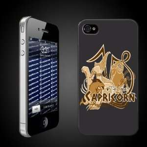 Zodiac Designs iPhone Case Designs Capricorn   CLEAR