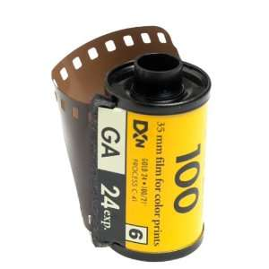 Kodak Royal Gold 100 Film   24 Exposure