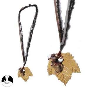 SG Paris Necklace 45 Cm Dore Dore Necklace Necklace Shell Winter Women