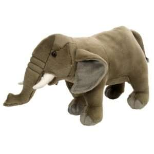 Sitting African Elephant [Customize with Personalized