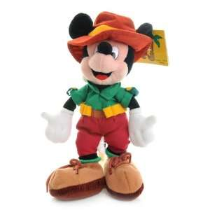 Disneyland Paris Mickey Adventure RETIRED [Toy] Toys