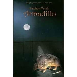 Armadillo Stephen March 9781881515548  Books