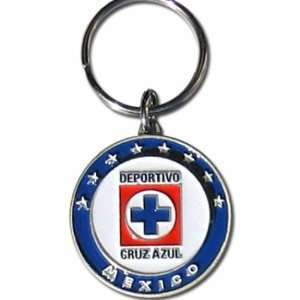 MLS Key Ring   Cruz Azul: Sports & Outdoors