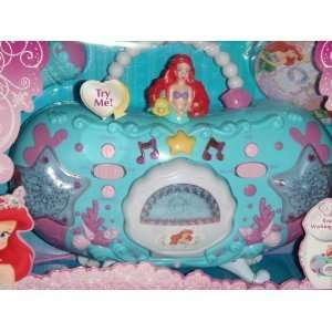 Disney Princess Ariels Sing Along Boom Box  Toys & Games