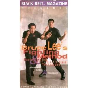 Bruce Lees Fighting Method [VHS] Bruce Lee Movies & TV