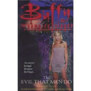 Evil That Men Do (9780743431507): Nancy Holder: Books