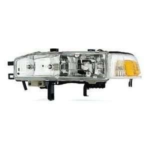EAGLE EYES LEFT HEADLIGHT HEADLAMP LIGHT LAMP & CORNER Automotive