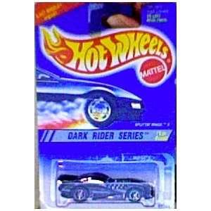 Hot Wheels 1995 Dark Rider Series: #1 of 4 Splittin Image