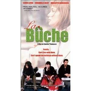 La Buche [VHS] Sabine Azéma, Emmanuelle Béart