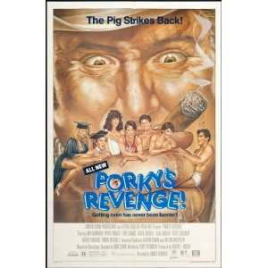 Porkys Revenge 1985 Original U.S. One Sheet Poster Folded