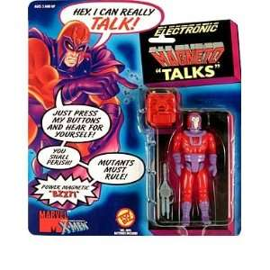 Electronic Talking Magneto X men Action Figure Toys & Games