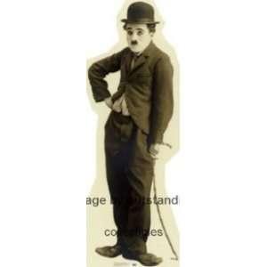 Charlie Chaplin   Tramp 2 Life size Standup Standee