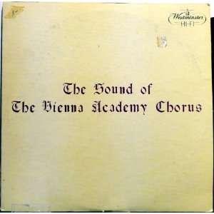 of the Vienna Academy Chorus, David, Loose Vienna Academy Chorus