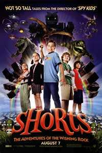 Shorts   43 x 62 Movie Poster   Bus Shelter Style A
