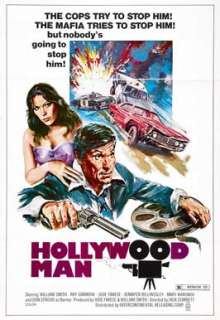 Hollywood Man Movie Posters From Movie Poster Shop