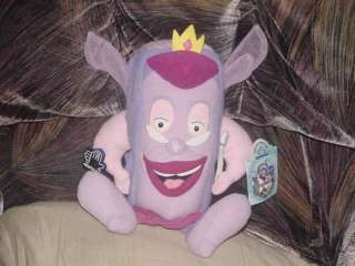 12 Fantasy Plush Toy W/Tags The Pagemaster Adventure By Applause
