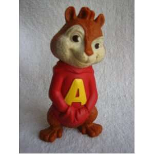 Mcdonalds 2010 Alvin and the Chipmunks #1 Alvin Toy: Everything Else
