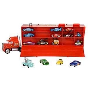 Disney Store   Mack Transporter with 15 Die Cast Cars customer reviews