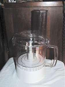 Cuisinart food processor blender attachment,chopping blade model afp 7