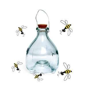 Glass Wasp Catcher .co.uk Garden & Outdoors