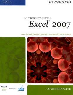 Microsoft Office Excel 2007 by June Jamnich Parsons, Dan Oja, Roy