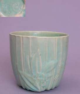 McCoy Pottery Vase Planter Jardiniere Inv. #014